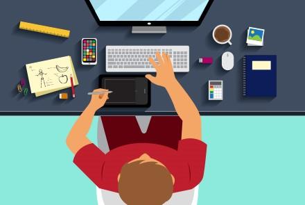 6 site-uri pe care vă puteți vinde designul