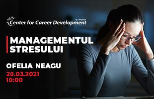 Seminarii -  Managementul stresului