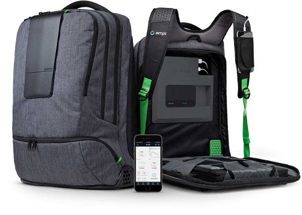 Ampl Labs Smart Backpack