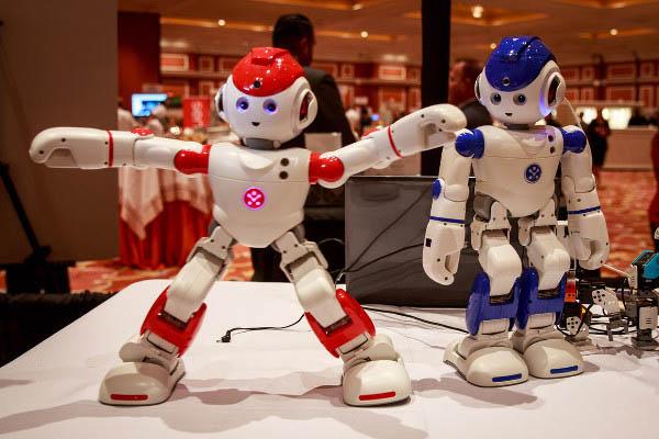 Roboți umanoizi