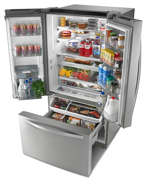 Smart French Door Refrigerator