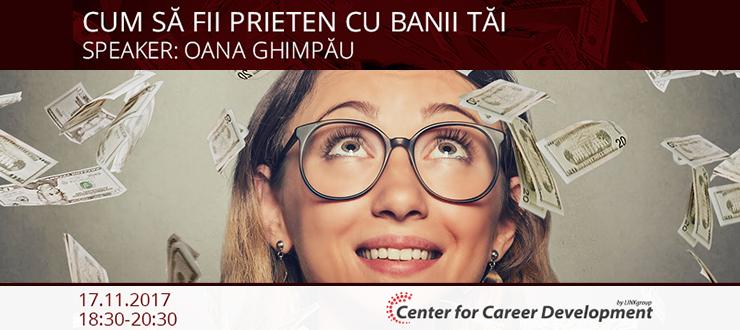 Webinar Pasi catre sigurata financiara| Daniela Irimia