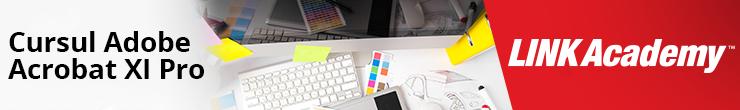 Cursul Adobe Acrobat XI Pro
