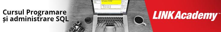 Cursuri SQL Oracle | LINK academy - Bucuresti