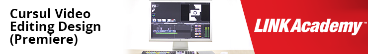 Cursul Video Editing Design (Premiere)