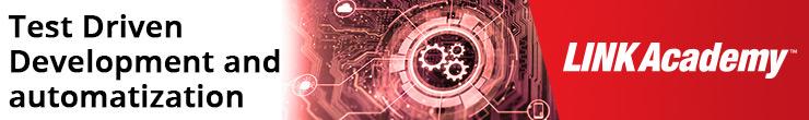 Cursul Test Driven Development and automatization