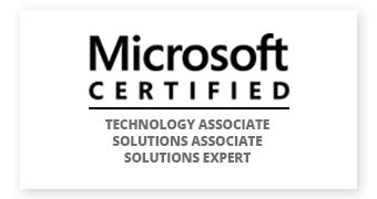 Certificatelor Microsoft pentru administratori