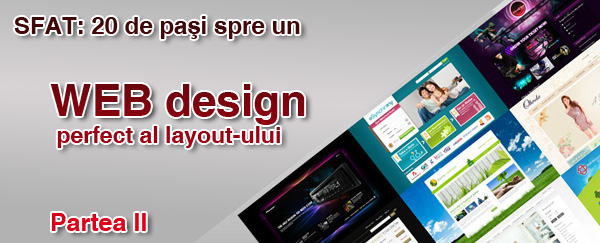 web design layout II