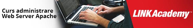 Curs administrare Web Server Apache