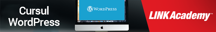Cursuri WordPress | LINK Academy