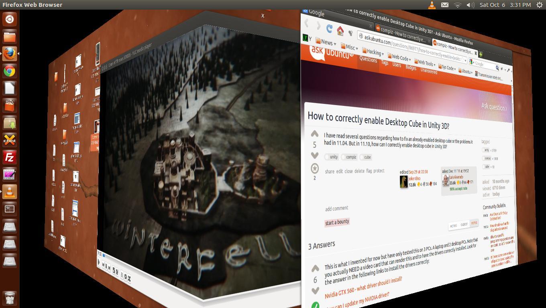 Desktop-ul 3D