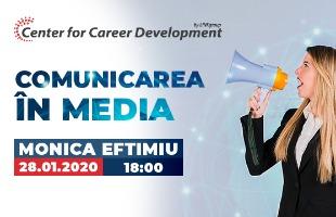 comunicarea in media