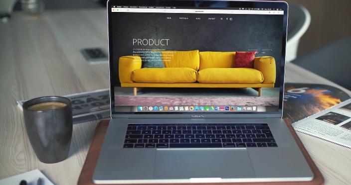 creativitate în designul web