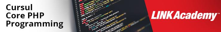 Cursul Core PHP Programming