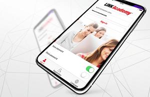 Aplicaţie mobilă unică LINK Academy