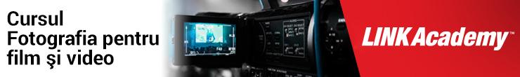 Cursul Fotografia pentru film şi video