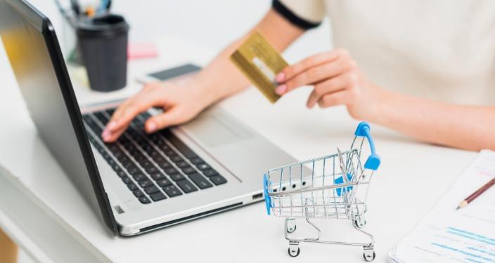 crearea unui magazin online