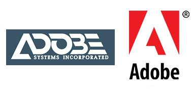 Adobe logoului