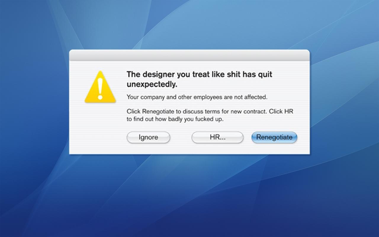 designer demisiona