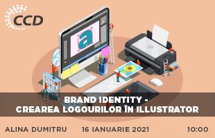 Seminarii -  Brand identity - crearea logourilor în Illustrator