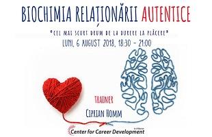 seminar gratuit Biochimia Relaționării Autentice