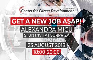 seminar gratuit get a new job