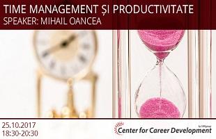 seminar gratuit time management și productivitate