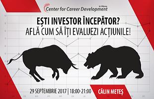 seminar gratuit investitor