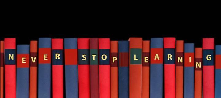 Studiul nu se oprește la sfârșitul școlarizării