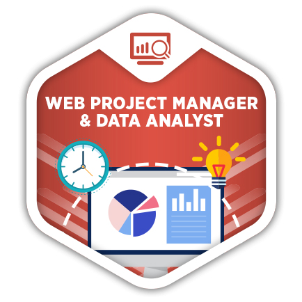 Web Project Manager & Data Analyst